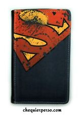 Superman Protège PASSEPORT étui pochette range passport