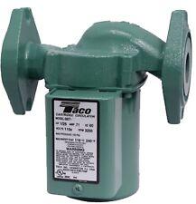 Taco 007-HF5 Cast Iron Circulator Pump 120 Volt 1/25 hp 007