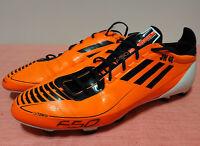 ADIDAS F50 ADIZERO TRX FG SYN U44291 SOCCER CLEATS FOOTBALL BOOTS US 10.5 UK 10
