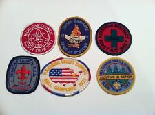Boy Scouts PA Allegheny Trails Mohegan Mahoning Valley Council Patch Lot