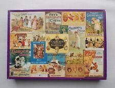 Gibson, 1000 pcs, puzzle, ( Cadbury Collection ).