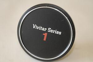 VIVITAR 67mm SERIES 1 METAL LENSCAP.