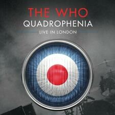 The Who - Quadrophenia-Live In London (2-CD) (2014) original verpackt - Neuware