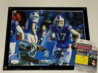 Josh Allen  SIGNED BUFFALO BILLS 8x10 PHOTO Autographed Picture JSA COA     ....