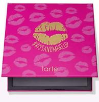 Tarte Signature Logo #KISSANDMAKEUP Pro Custom Magnetic Empty Build Your Palette