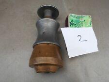 N2 Ancienne capsuleuse de bouteille de soda en bronze