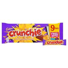 Cadbury Crunchie - 9 x 26g (0.52lbs)