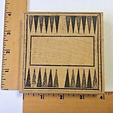River City Rubber Works - Backgammon Board 3061-O  - NEW