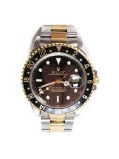 Runde mechanische (automatische) Rolex Armbanduhren