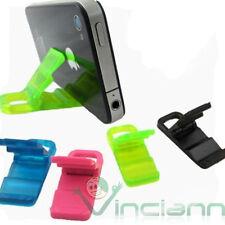 Mini stand supporto tavolo portachiavi per HTC One M7 mini M4 X X+ S V Desire HD