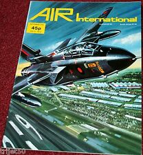 Air International 1976 September Tornado,Brazil,Spitfire