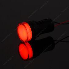 5×Red 22mm AC220V LED Indicator Signal Light