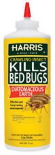 (6) PF Harris HDE-8  8 oz Bed Bug Killing Powder w Diatomaceous Earth