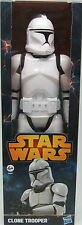 "STAR WARS CLONE TROOPER 12"" FIGURE BRAND NEW IN BOX HASBRO UK SELLER"