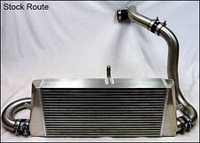 "ETS Mitsubishi Evolution 8 / 9  Stock Route 3"" Intercooler Upgrade Kit 2003-2006"