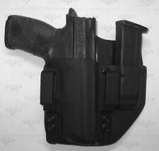 Hunt Ready Holsters: S&W M&P Full Size IWB Holster with Extra Mag Carrier