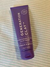 Generation Clay Ultra Violet Brightening Purple Mask 3.97oz NIB sealed