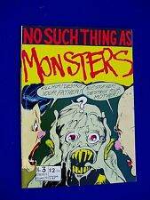 No such Thing As Monsters 3. Underground   sci fi .