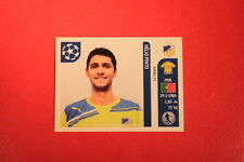 PANINI CHAMPIONS LEAGUE 2011/12 N 472 PINTO APOEL WITH BLACK BACK MINT!!