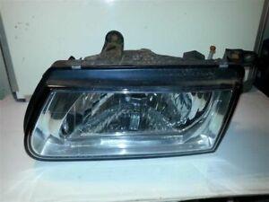 00 01 02 ISUZU RODEO LEFT DRIVER HEADLIGHT HEAD LAMP - V-SHELF 143350