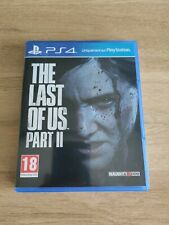 Jeu PS4 The Last of US Part II