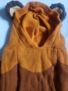 PetsMart Large Ewok/ Star Wars Dog Costume