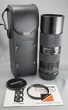 Tamron SP 70-210mm f/3.5-4 Zoom Lens Adaptall 2 52A Canon FD Olympus OM