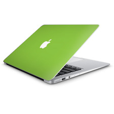 """Skin Decal Wrap for Macbook Air 13 Inch 13"""" - Lime Green"""