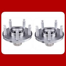 2 FRONT WHEEL HUB ONLY FOR FORD EDGE LINCOLN MKX (2007-2010) LEFT & RIGHT NEW
