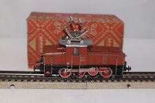 MARKLIN H0 : 3002 CE 800 loco elettrica E 63 02 ottima in scatola originale  '50