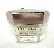 Guerlain Abeille Royale Nourishing Night Cream Intense Restoring Lift - 1.6 oz -