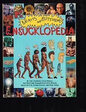 Beavis and Butt-Head Ensucklopedia ~ Softcover ~ (9.2) 1994 WH