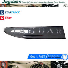 New Jaguar X-Type 'Jaguar' Front Wing / Fender Badge Left Hand LH C2S51355
