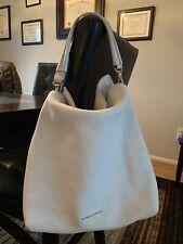 "100% Authentic Burberry Grainy Leather Bag. 14.5""X14""X6"""