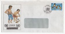 1981 ANGUILLA First Day Cover UNICEF 35th ANNIVERSARY SG471