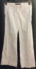 Flared Cotton Regular Size 30L Trousers for Women