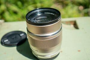 Olympus M.Zuiko 75mm f/1.8 AF ED Lens - Amazing Condition