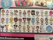 Disney Doorables Single Loose Figures- YOU CHOOSE-Common,Rare,Ultra Rare,Special