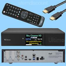 VU+ ULTIMO 4K ✓1x FBC Twin SAT Receiver ✓ E2 ✓ UHD 2160p ✓ IPTV ✓ DVB-S2 ✓ PVR ✓