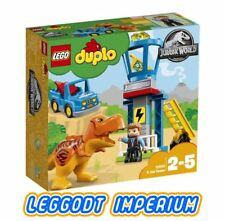LEGO Duplo Jurassic World - T Rex Tower - 10880 NEW Sealed!