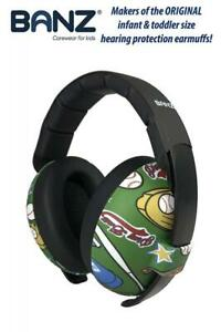 BANZ Earmuffs Infant Hearing Protection – Ages 0-2 Years – The Best Baseball