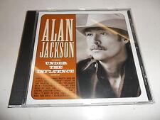 CD  Alan Jackson - Under the Influence