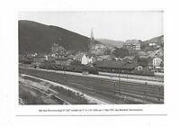 AK, ALTENHUNDEM, Bahnhof, Gleise, Lokomotive, Ortsansicht, Landschaft, Kirche