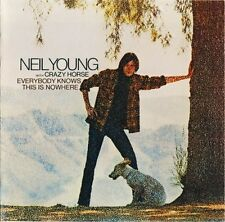 Neil Young With Crazy Horse - Everybody Knows This Is Nowhere ( HDCD - Album )