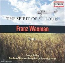 Spirit of St Louis, New Music