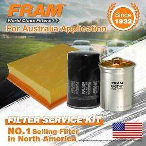 Fram Oil Air Fuel Filter Service Kit for Audi A4 B6 1.8T Rs4 B5 2.7T Twin Qt