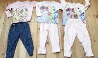 3x Schlafanzüge Mädchen Gr. 92 98 My Little Pony lang Pyjama Zweiteiler süß rosa