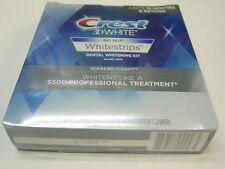Crest 3D White No-Slip Whitestrips Supreme FlexFit - 42 Strips - Expires 01/2021