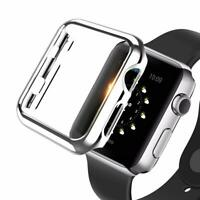 Fits Apple Watch 42 mm Series 3 / 2/1 Clear Silicone Tpu Protective Iwatch Cover