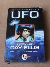 PRODUCT ENTERPRISE GERRY ANDERSON'S UFO SHADO GAY ELLIS FIGURE BOXED RARE